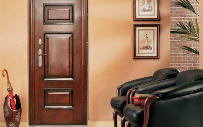 Негативная входная дверь по фэн-шуй. Что делать?