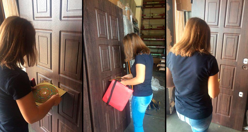Выбор входной двери для дома по фэн-шуй